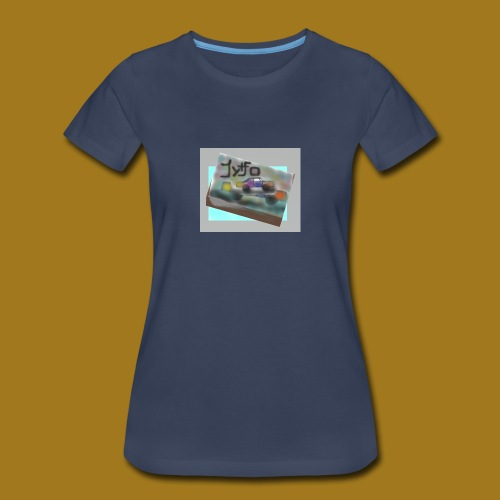 carro - Women's Premium T-Shirt