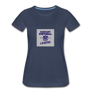 Fantasty Football Legend - Women's Premium T-Shirt