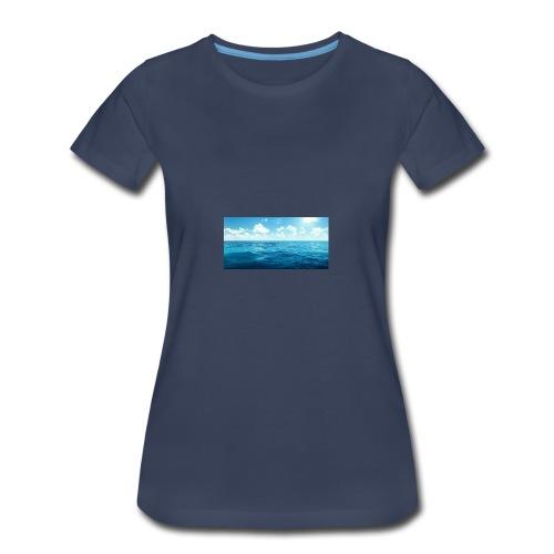 OCEANS - Women's Premium T-Shirt