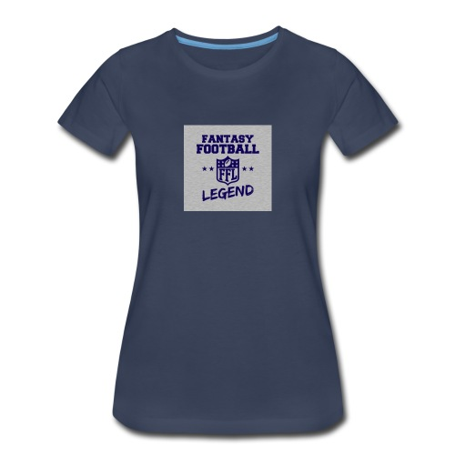 Fantasty Football Legend - Women's Premium T-Shirt