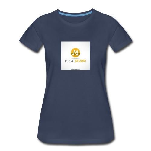prosductos music studios - Women's Premium T-Shirt