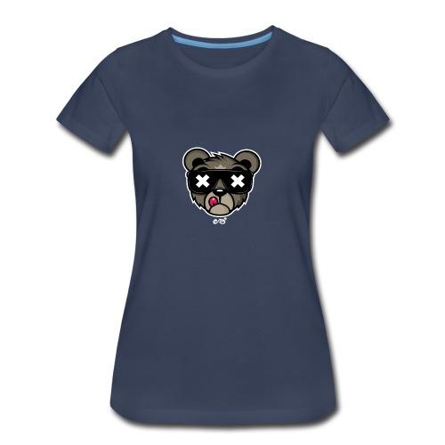 Heaveroo Official BEAR SHIRT! - Women's Premium T-Shirt