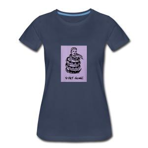 stay gone - Women's Premium T-Shirt