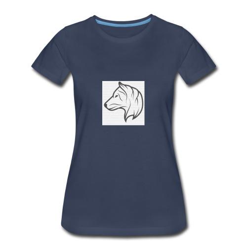 NateDogg1220 logo - Women's Premium T-Shirt