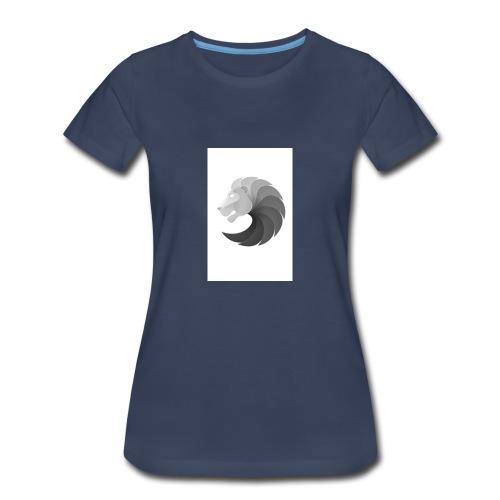 Climate Designs, Co (Lion) - Women's Premium T-Shirt