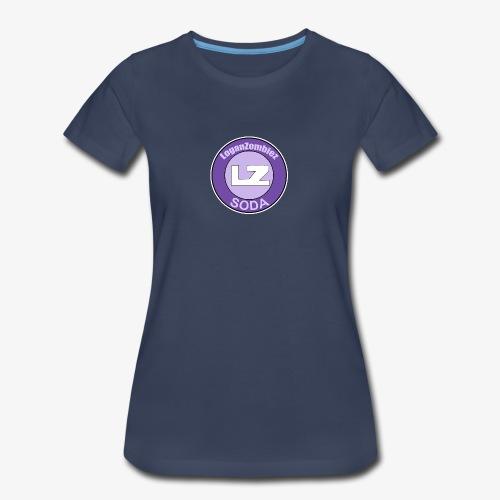 LoganZombiez Logo - Women's Premium T-Shirt