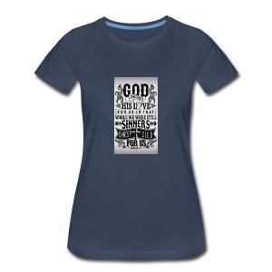 In God We Trust - Women's Premium T-Shirt