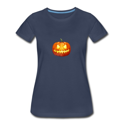 halloween-pumpkin - Women's Premium T-Shirt