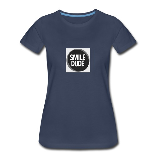 smiledude - Women's Premium T-Shirt