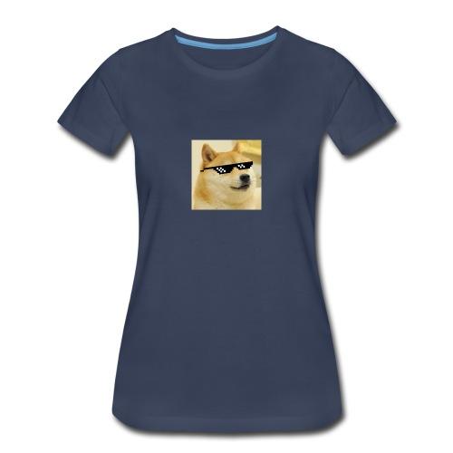 MLG DOGE - Women's Premium T-Shirt