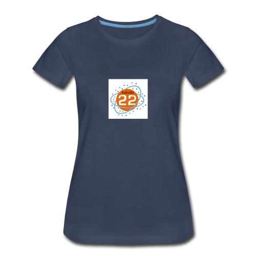 Isabella22 logo - Women's Premium T-Shirt