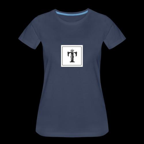 KING TARUN CROWN MERCH - Women's Premium T-Shirt