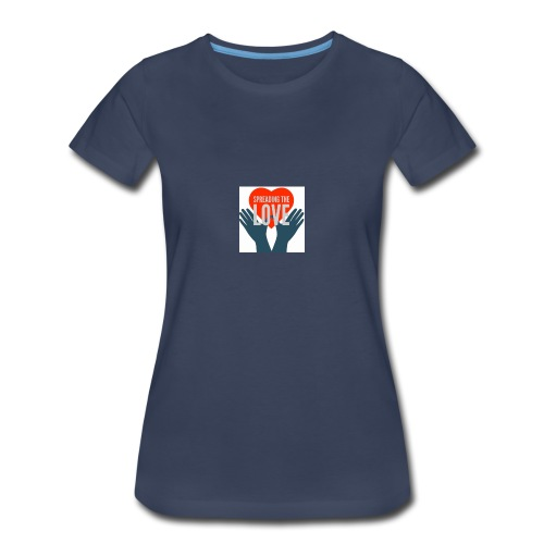 Spreading The Love - Women's Premium T-Shirt