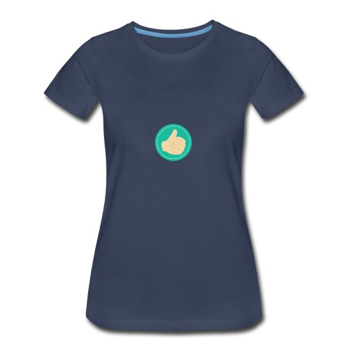 Thumb Up - Women's Premium T-Shirt
