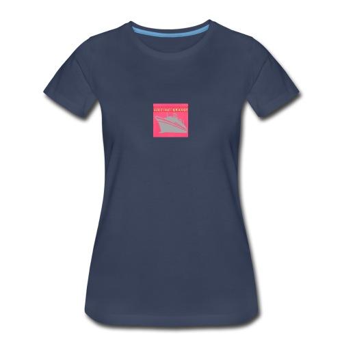 Titanic ship - Women's Premium T-Shirt