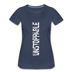 vertical unstoppable - Women's Premium T-Shirt