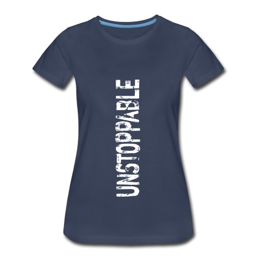 vertical unstoppable - Women's Premium T-Shirt