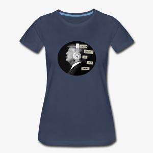 trump 13 reasons - Women's Premium T-Shirt