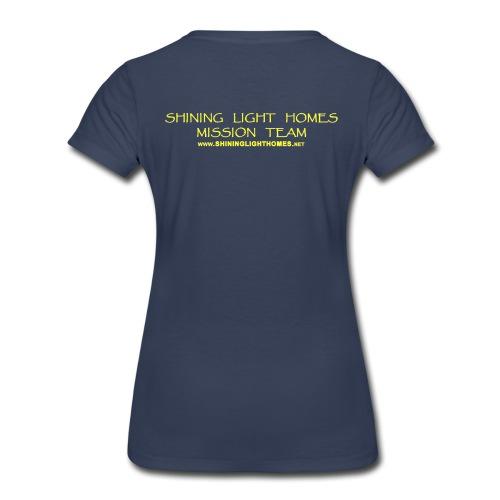 SLHmissionyellow2 - Women's Premium T-Shirt