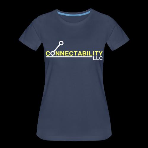 Connectability LLC - Women's Premium T-Shirt