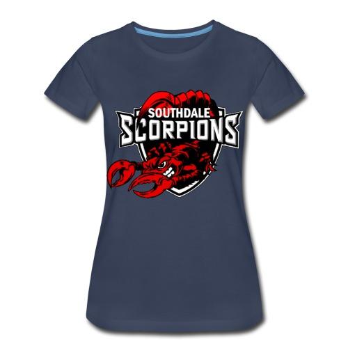 Southdale Scorpions - Vincent Macleod Series - Women's Premium T-Shirt