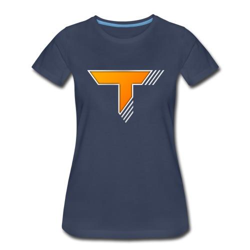 Thrash LOGO - Women's Premium T-Shirt