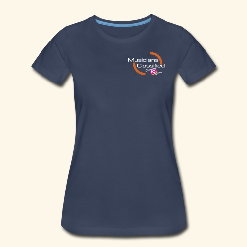 MC 10 Year Anniversary - Women's Premium T-Shirt