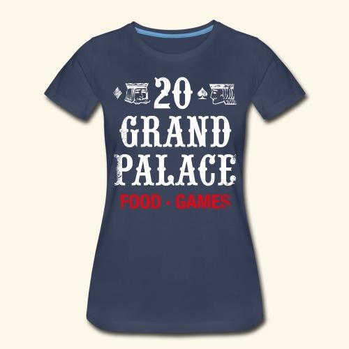 20 Grand Palace (neg.) - Women's Premium T-Shirt