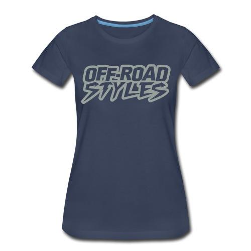 Off-Road Styles - Women's Premium T-Shirt