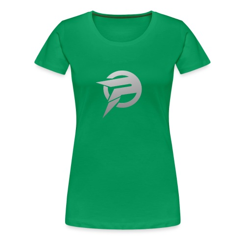 2dlogopath - Women's Premium T-Shirt