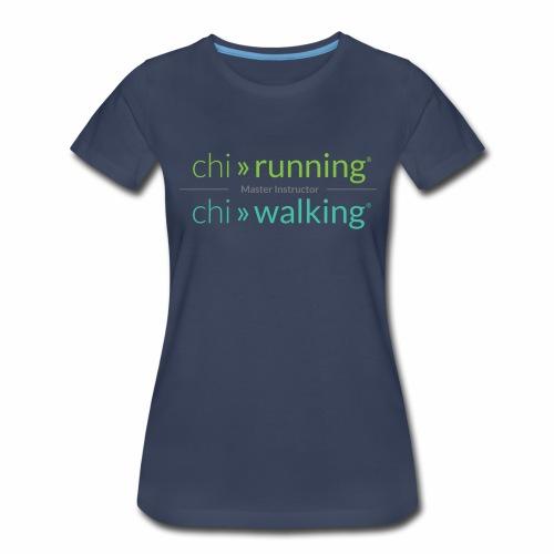 Master Instructor- CRCW s - Women's Premium T-Shirt