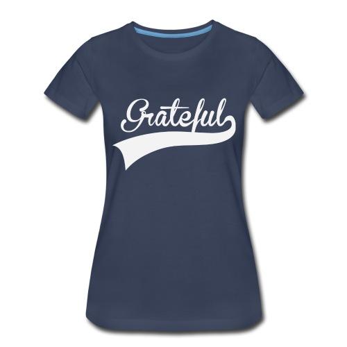 Grateful Classic Sport Tee - Women's Premium T-Shirt