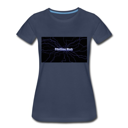 backgrounder - Women's Premium T-Shirt
