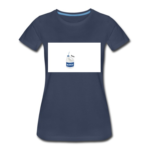 Bleach/ KMS - Women's Premium T-Shirt