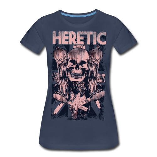 Heretic T-shirt - Women's Premium T-Shirt