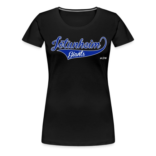 Jotunheim Giants - Women's Premium T-Shirt