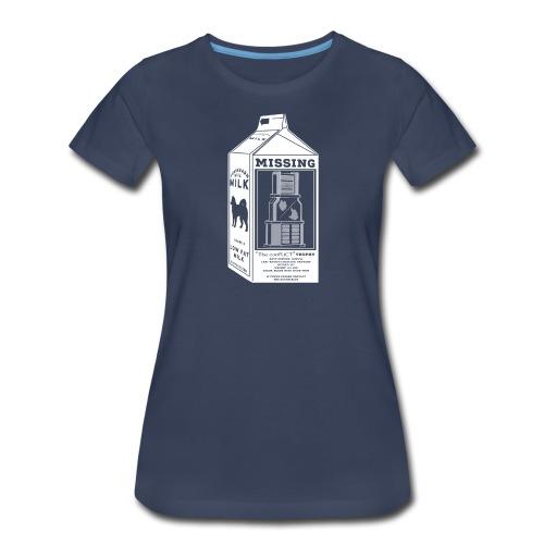 Missing - Women's Premium T-Shirt