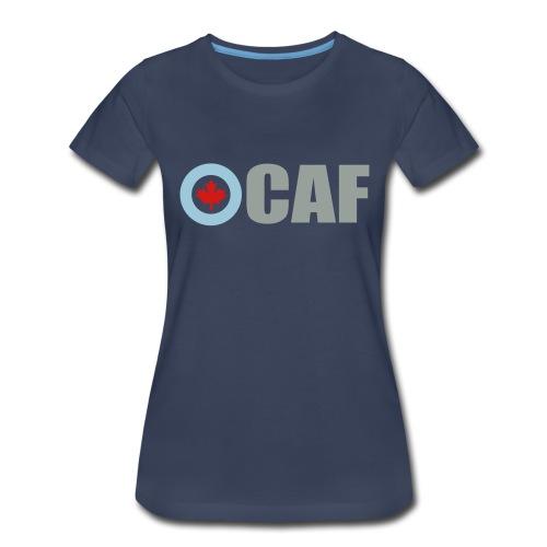 Canadian Air Force - Women's Premium T-Shirt