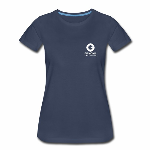 Gizmonic Institute - Women's Premium T-Shirt