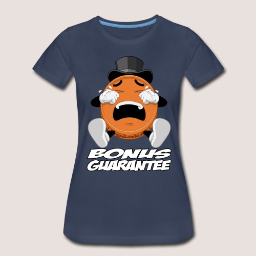 THE BONUS GUARANTEE PENNY - Women's Premium T-Shirt