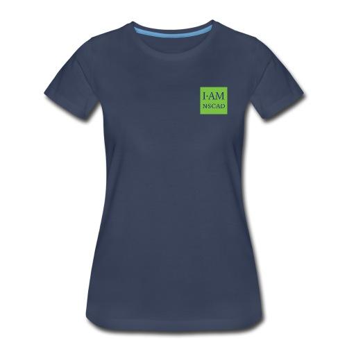 I am NSCAD - Women's Premium T-Shirt