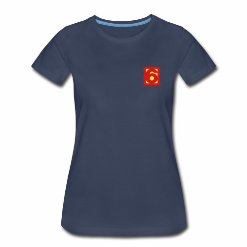 Channel 6 - Women's Premium T-Shirt