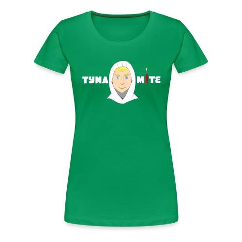 Tynamite Assassin - Women's Premium T-Shirt