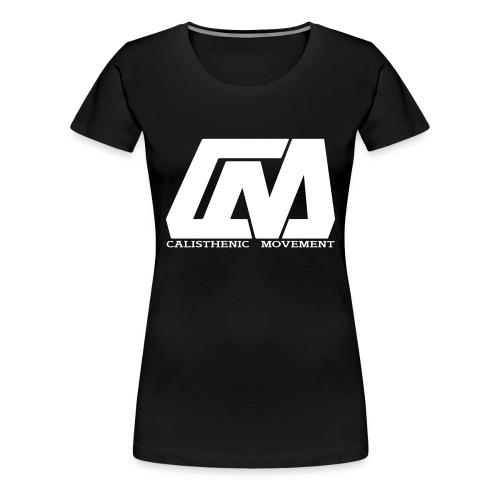 Cali Move Front black women - Women's Premium T-Shirt