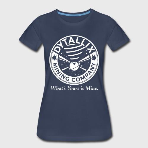 Star Trek Dytallix Conspiracy - Women's Premium T-Shirt