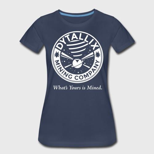 Star Trek - Dytallix - Women's Premium T-Shirt