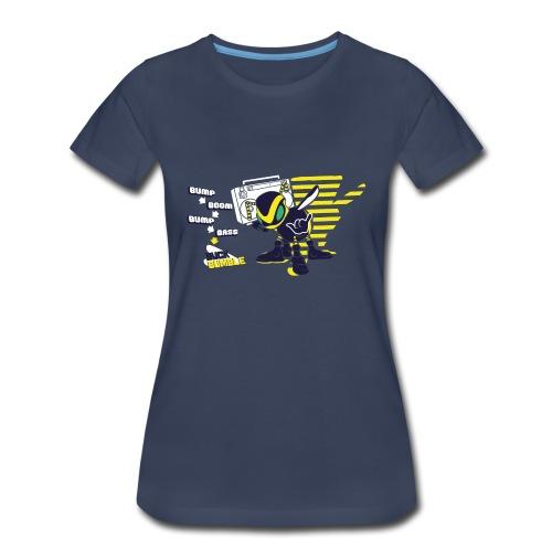 Bickety Buck Bumble - Women's Premium T-Shirt