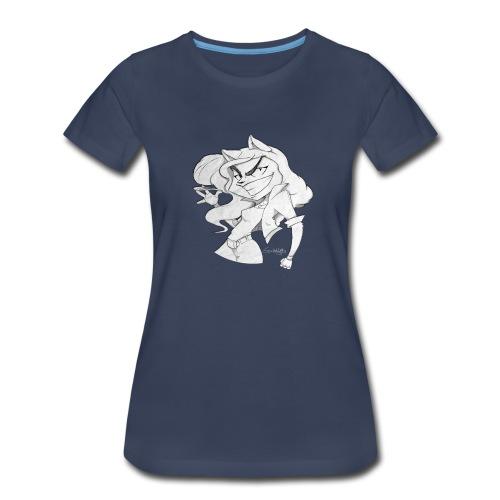 BasicNetty 6 png - Women's Premium T-Shirt