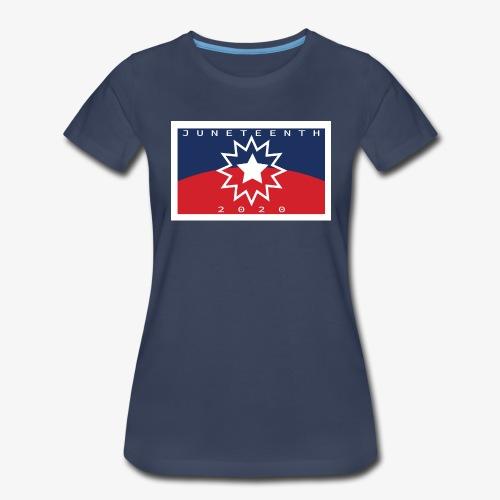 Juneteenth01 - Women's Premium T-Shirt