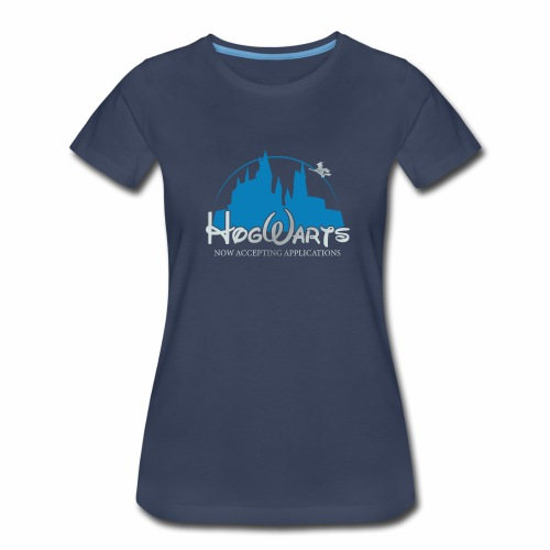 Castle Mashup - Women's Premium T-Shirt